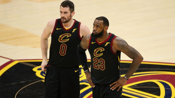 Cavaliers lose one star, lock up another, sure don't break even