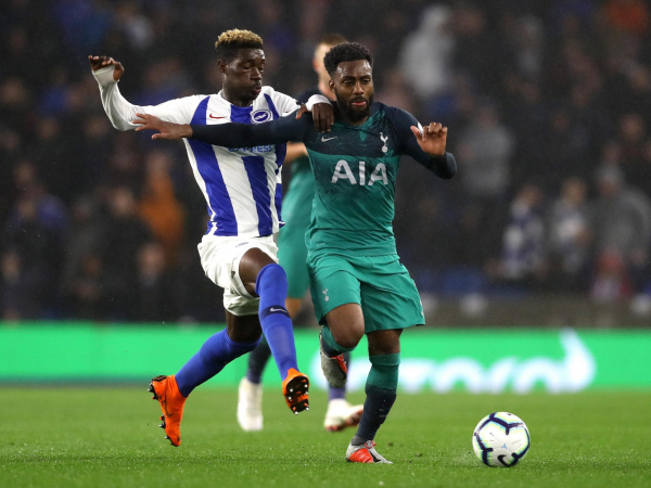 Danny Rose admits Tottenham havent been up to scratch but hopes to be back on track after Brighton win