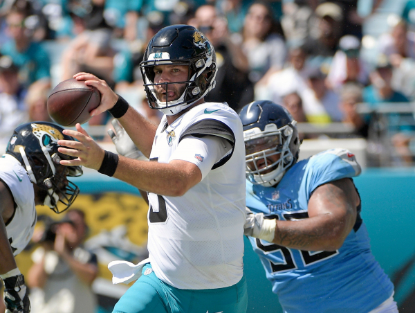 Jaguars expressed emotion after 9-6 loss to rival Titans