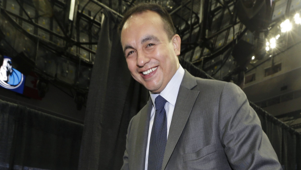 Report: Jazz's Justin Zanik, Rockets' Gersson Rosas get second interview for 76ers' GM job