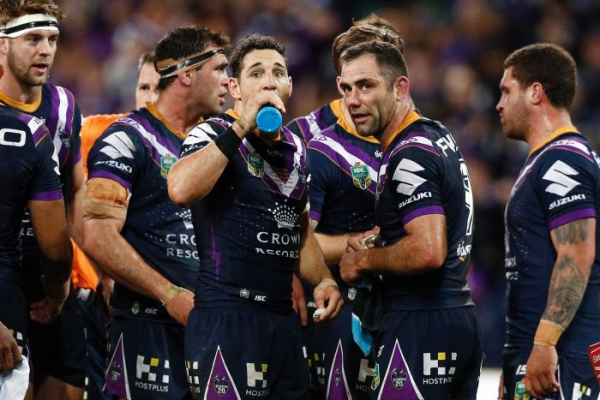 'An absolute travesty': Melbourne Storm chief vows to fight Slater's suspension