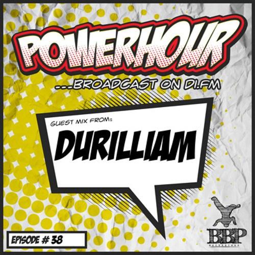 Durilliam – Breakbeat Paradise Power Hour – Episode 38
