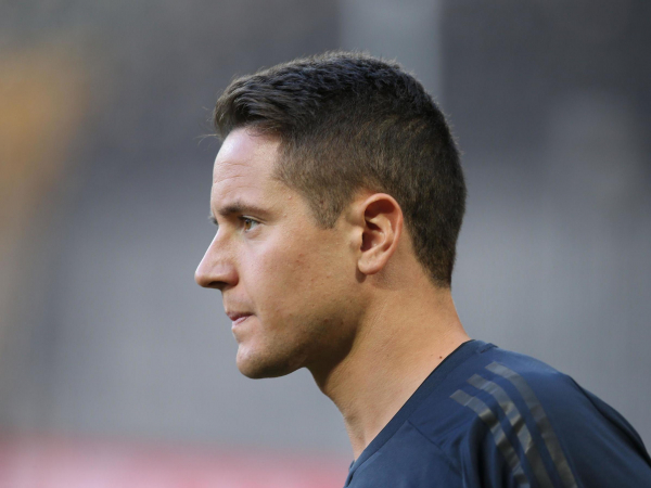 Ander Herrera ready to feature in Manchester Uniteds Carabo Cup tie with Derby, says Jose Mourinho