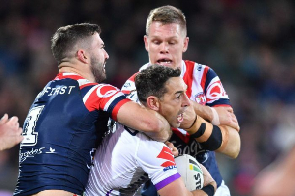Roosters, Storm match-ups point to NRL grand final classic