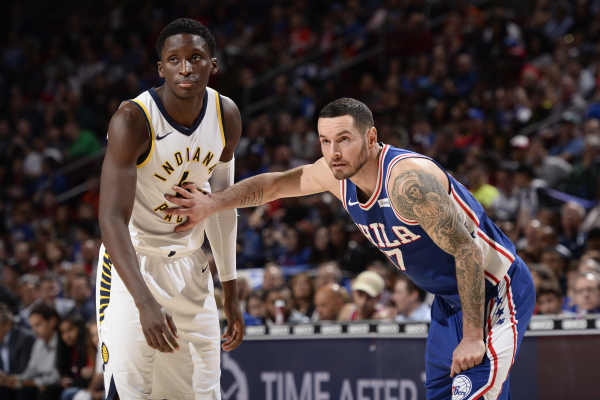 Pacers made the largest offer to JJ Redick during 2018 offseason