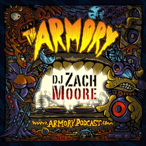 DJ Zach Moore – The Armory Podcast 194