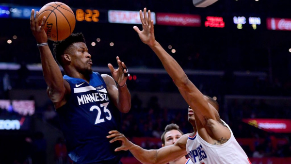 Reports: Jimmy Butler's trade preference is Clippers, Knicks less interested