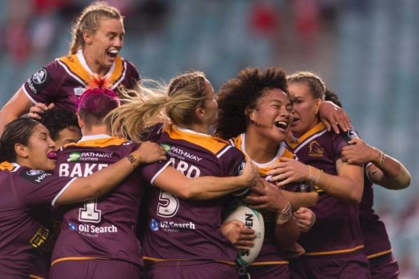 Brisbane Broncos clear out as NRL Women's Premiership favourites