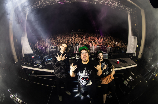 Zeds Dead and Snails release slimy dubstep collaboration, 'Magnets'