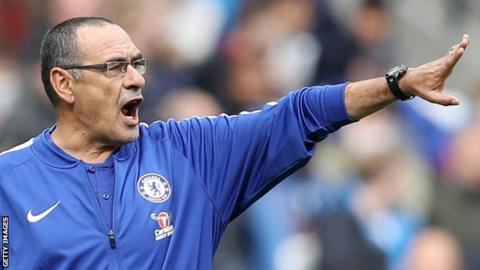 Blues a step behind Liverpool - Sarri
