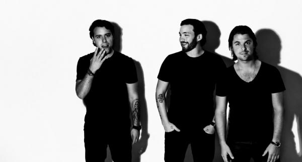 Steve Angello: 'Swedish House Mafia is back!'