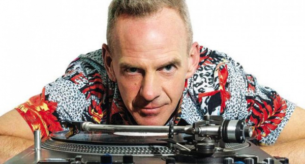 Fatboy Slim announced for huge warehouse rave