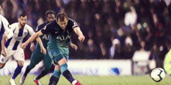 Kane admits Brighton game was first time he was 'truly happy' this season