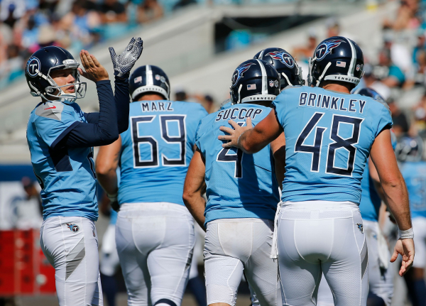 Titans building early confidence with pair of AFC South wins