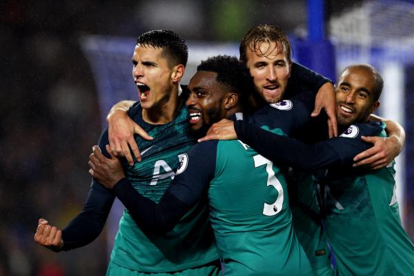 Brighton 1 Tottenham 2: Harry Kane and Erik Lamela end Spurs losing streak as Seagulls pay the penalty