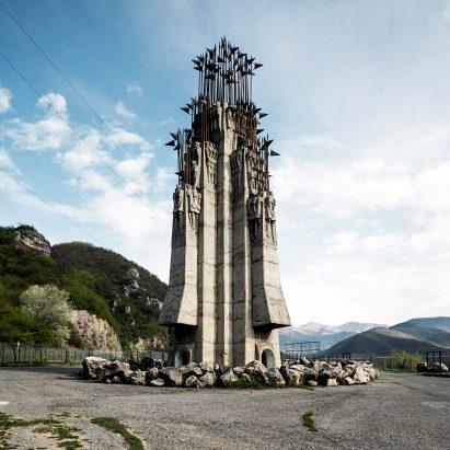Italian photographers document post-war Soviet architecture in Georgia