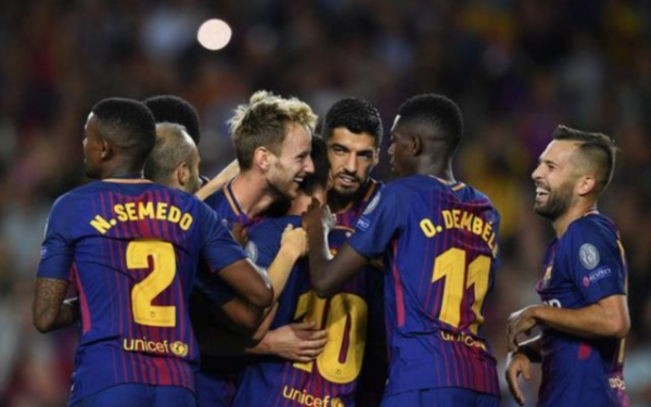 Double deal: Barcelona at risk as Euro giants look to inflict double transfer blow