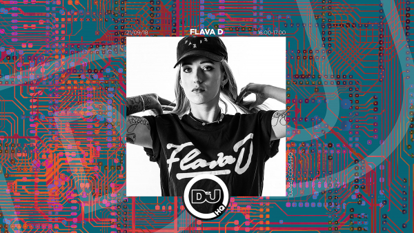 Watch Flava D Live From #DJMagHQ, Tomorrow