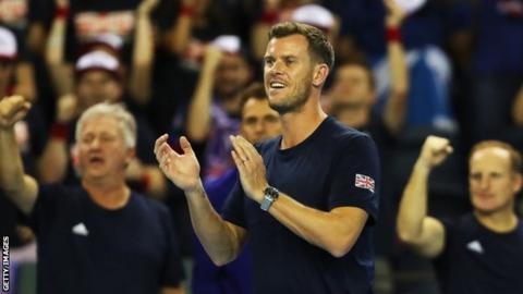 Davis Cup: GB & Argentina get wildcards