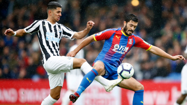 Dominant Palace held by Newcastle
