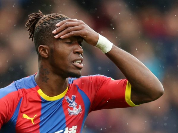 Zaha affected by back injury in Palace's draw with Newcastle – Hodgson