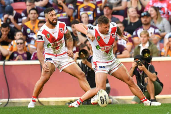 Dragons count injury toll after thumping Broncos win