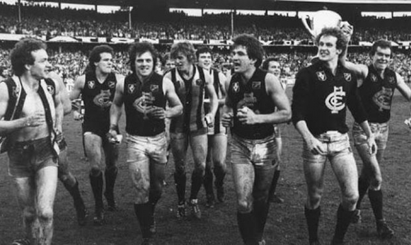 '79 premiership player Young passes away
