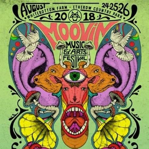 DJ Steve Thorpe – LIVE @ Moovin Festival 2018