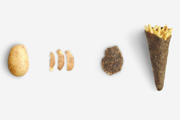 Potato-in-Potato Packaging
