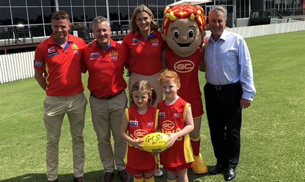 GC SUNS Women to play in Mackay