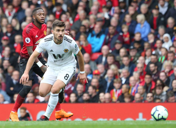 Wolves demand £110million transfer fee for Manchester United target Ruben Neves