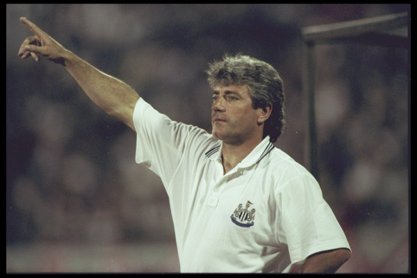 Kevin Keegan Had To Dress In Disguise To Return To Newcastle