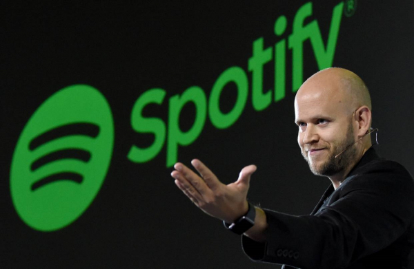 Former Spotify sales executive sues company for alleged gender discrimination