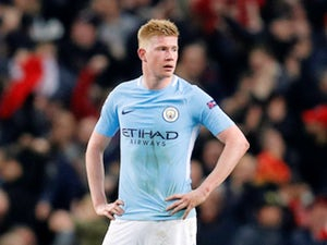 Pep Guardiola provides Kevin De Bruyne injury update