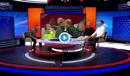 "Video: ""I'd be fuming"" says pundit of controversial Liverpool incident vs Southampton"