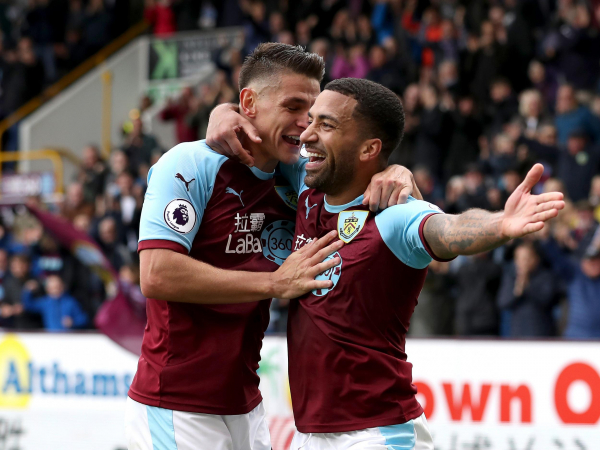 Burnley end a run of four straight defeats with emphatic Premier League win against sub-par Bournemouth