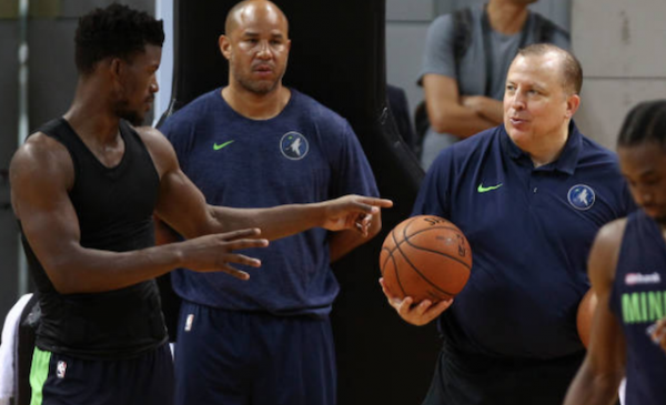 NBA Trade Rumors: Tom Thibodeau 'Resistant' To Timberwolves Trading Jimmy Butler