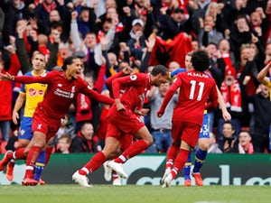 Result: Liverpool stroll past Southampton to maintain 100% start