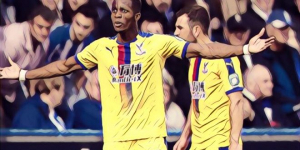 Zaha scores wonder goal but laments Premier League referees after Huddersfield win