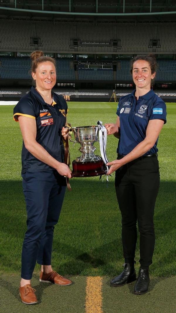 VFLW Grand Final preview: Hawthorn v Geelong