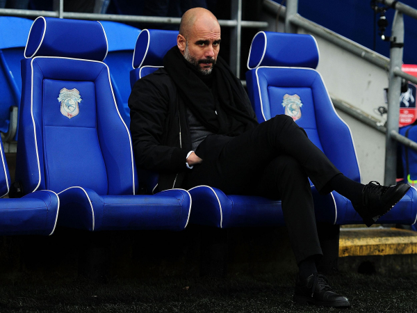 Pep Guardiola wants Manchester City to emulate Barcelona and Bayern Munich dominance by retaining Premier League