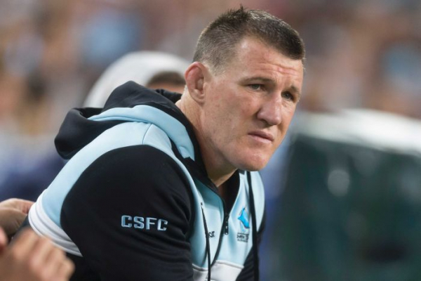 Paul Gallen ruled out of Sharks' NRL preliminary final against Storm