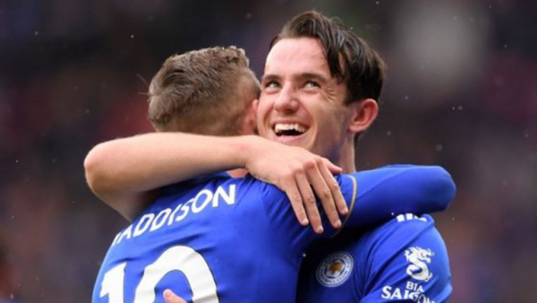 Leicester ease pressure on Puel
