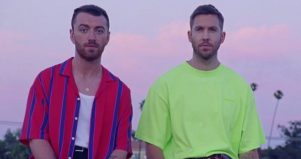 Calvin Harris and Sam Smith celebrate glamorous New York house culture in new 'Promises' video