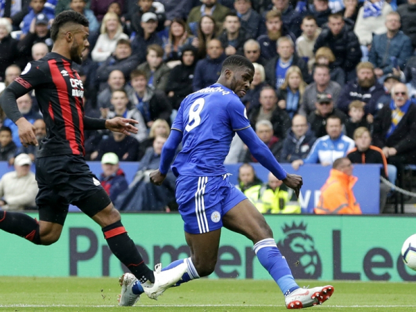 Kelechi Iheanacho pleased with Leicester City's return to winning ways