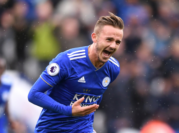 James Maddison the star as Leicester battle back to beat Huddersfield