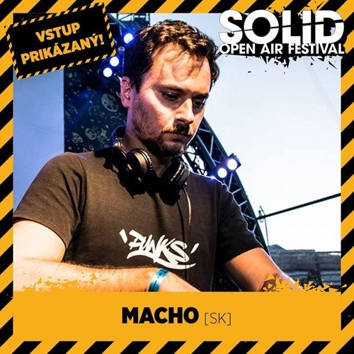 Macho – 15 Years of Solid Open Air