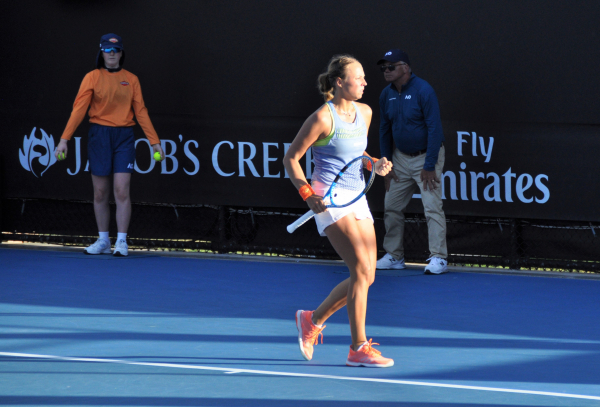 Sunday's Set Points, WTA Wuhan: Kontaveit's 8th top 10 win, Goerges continues to thrive in 3 setters