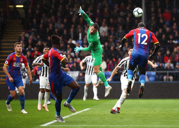 Crystal Palace 0 Newcastle 0: Eagles remain without a home win after stalemate at Selhurst Park
