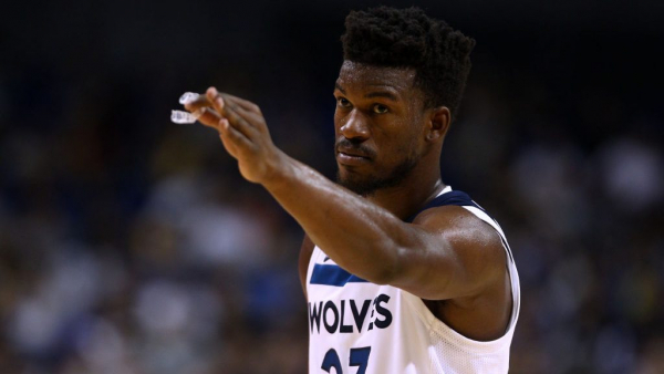 Reports: Jimmy Butler requests trade from Timberwolves; wants to play for Clippers, Nets, Knicks